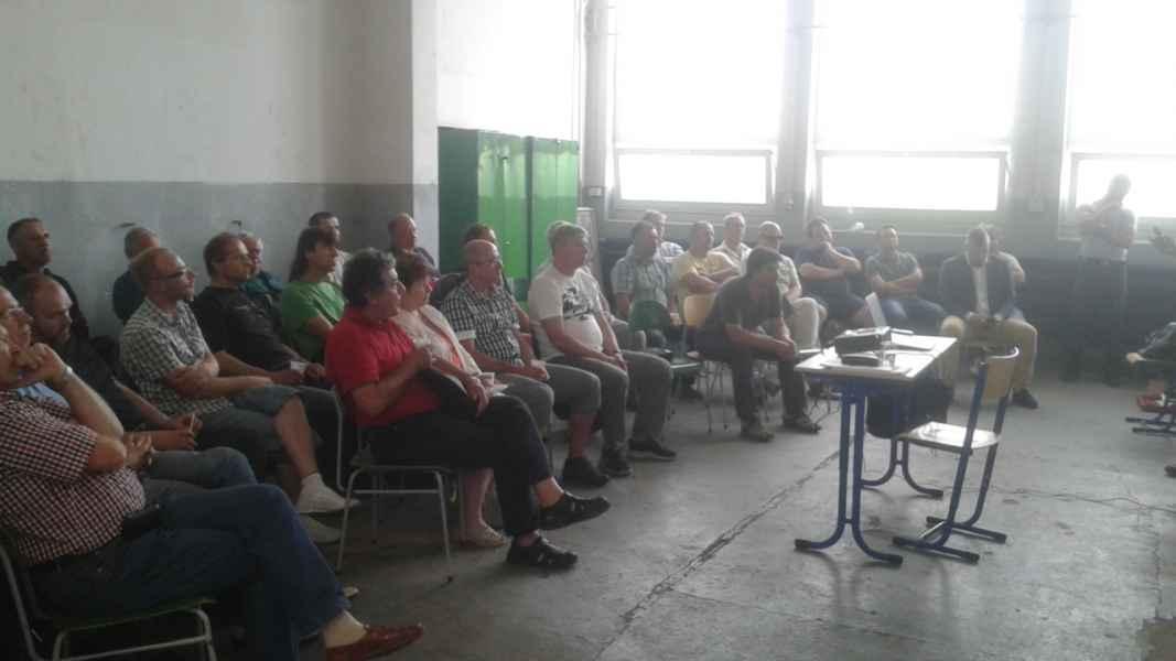 Odborný praktický seminář pro učitele technických škol