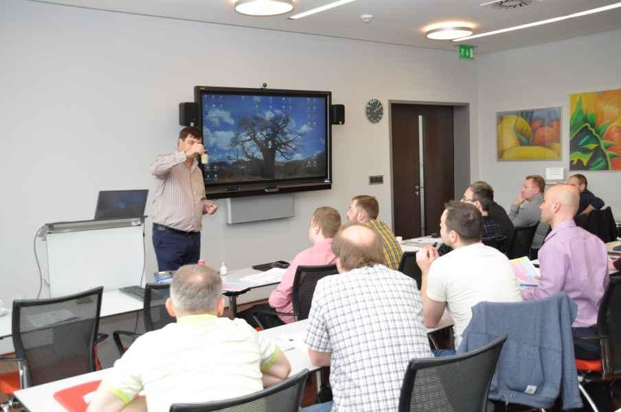 Pořádali jsme seminář o nákladech na stlačený vzduch
