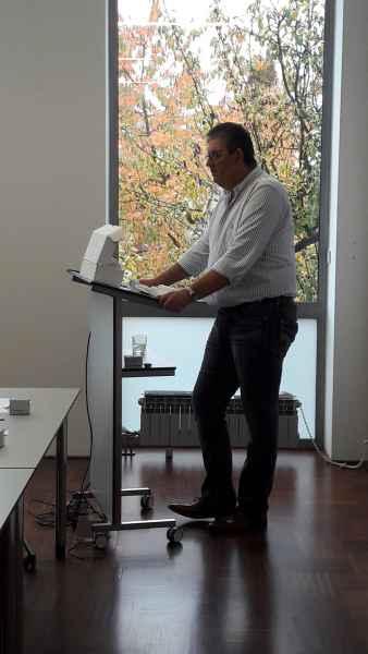 Seminář o měření stlačeného vzduchu a měřící technice